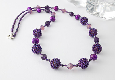 Berrilicious Beaded Necklace