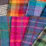 image of Harris Tweed fabrics