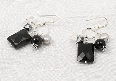 """""""Moonlight"""" Earrings"""