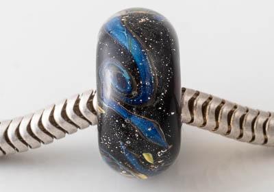Galaxy Lampwork Charm Bead
