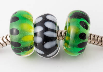 Lampwork Charm Beads
