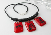 Triathlon Bespoke Necklace