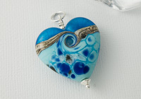 "Lampwork Pendant ""Under the Sea"""