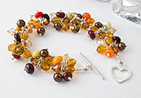 Tutti-Frutti Charm Bracelet alternative view 1
