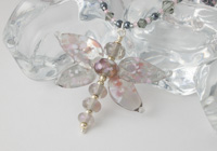 Lampwork Dragonfly Necklace alternative view 2