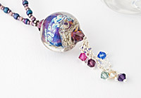 """Serendipity"" Lampwork Necklace"