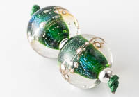 Dichroic Lampwork Beads alternative view 2