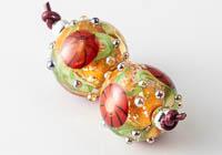 Lampwork Murrini Flower Beads alternative view 2