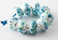Fritty Lampwork Beads alternative view 1