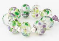 Fritty Lampwork Beads alternative view 2