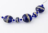 """""""Cobalt Blues"""" Necklace"""