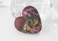 Red and Pink Heart Pendant