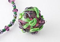 Hollow Pendant Flower Necklace