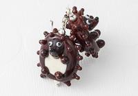 Hedgehog Earrings alternative view 1