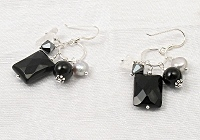 """Moonlight"" Earrings"