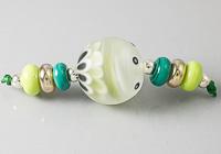 Swirly Lampwork Bead Set