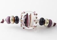 Lampwork Swirly Bead Set
