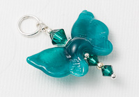 Butterfly Lampwork Pendant alternative view 2
