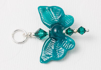Butterfly Lampwork Pendant alternative view 1