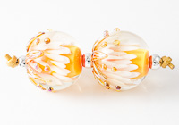 Aster Lampwork Beads