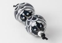 Black Dahlia Lampwork Beads alternative view 1