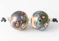 Shiny Lampwork Beads