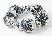 Large Dahlia Bead Set