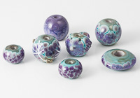 Birdie Lampwork Bead Collection