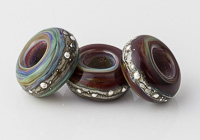 Earthy Lampwork Charm Beads alternative view 1