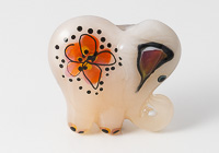 Lampwork Elephant Bead