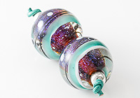 Dichroic Lampwork Beads alternative view 1