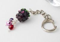 Blackberry Handbag Charm