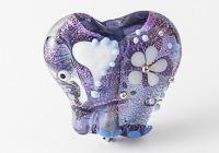 Dichroic Elephant Bead