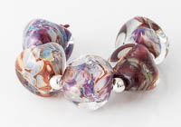 Colourful Lampwork Beads
