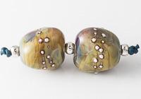 Pastel Lampwork Beads