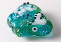 Glittery Lampwork Elephant Bead alternative view 2