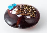 Hedgehog Focal Bead alternative view 1