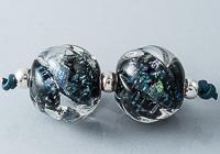 Shimmer Lampwork Beads