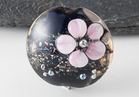 Shimmery Lampwork Bead alternative view 1