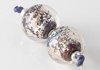 Glittery Lampwork Beads alternative view 1