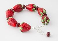 Strawberry Bracelet alternative view 1
