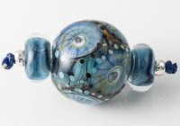 Lampwork Murrini Bead Set