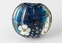 Lampwork Dichroic Focal Bead