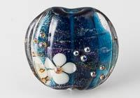 Lampwork Dichroic Focal Bead alternative view 2
