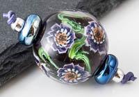 Lampwork Flower Murrini Bead Set alternative view 1