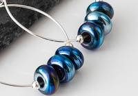 Silver Hoop Earrings alternative view 1