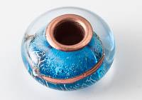 Copper Cored Lampwork Charm Bead alternative view 1
