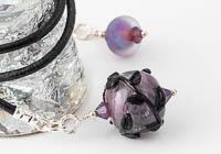 Purple Flower Bookmark alternative view 1