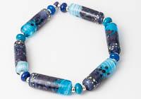 Lampwork Tubular Beads