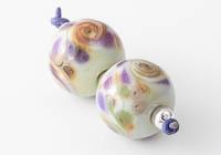 Lampwork Rose Beads alternative view 1